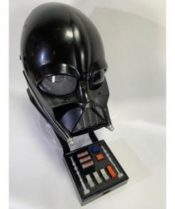 2004 Hasbro Star Wars Darth Vader Voice Changer Talking Helmet Mask