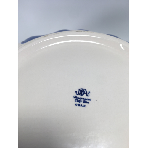 Delft Blue DAIC pitcher & Basin Bowl logo