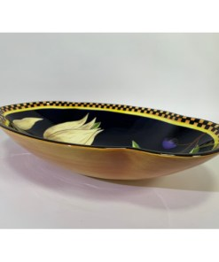 Gates Ware Laurie Gates Vegetable Serving Plate