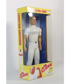 Mr Clean Action Figure Doll