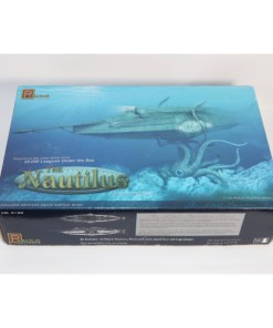 Pegasus Hobbies 1:144 Scale The Nautilus Submarine Model Kit