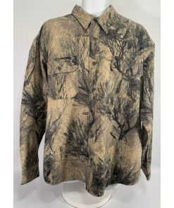 Cabela's Seclusion 3-D Open Country Camo Shirt
