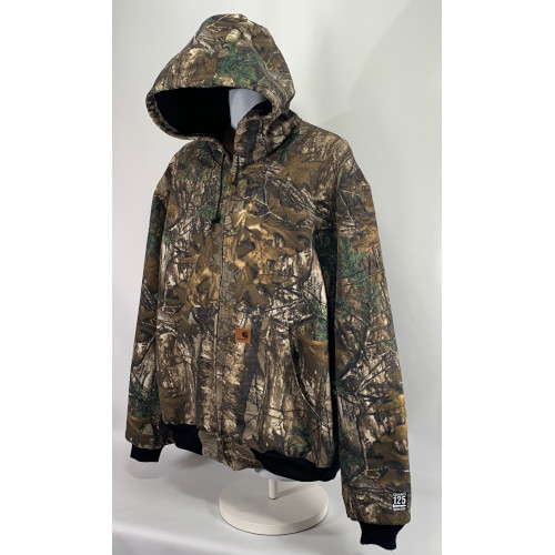 Carhartt Realtree Camo 125th Anniversary Jacket