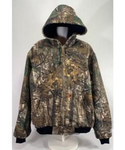 Carhartt Realtree Camoflouge 125th Anniversary Jacket