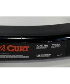 Curt - 1.25in. Receiver Class 1 Trailer Hitch 612314012459 S0104U-R1