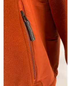 Eddie Bauer Sandstone Orange Jacket T2XL