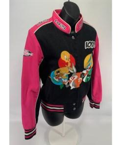 Lot 29 Looney Tunes Button Up Jacket Premium Wear