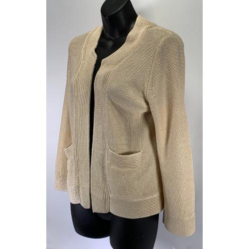 J. Crew 100% linen Women Cardigan