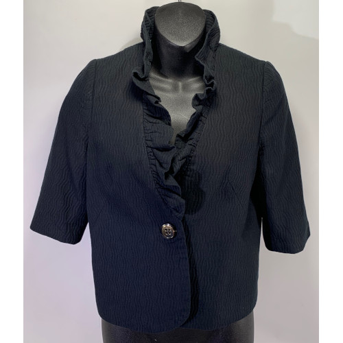 Milly Of New York Cropped Blazer / Jacket
