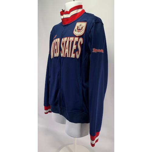 Mondetta United States Soccer Track Team Jacket