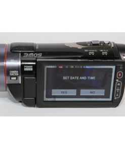 Panasonic HDC-TM900p High Definition Camcorder 32GB memory built in 14.2 MP 1080P (3d Recording Capability)