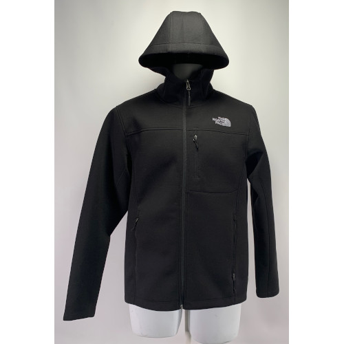 The North Face Apex Full Zip Hoodie Jacket TC2D TM2D