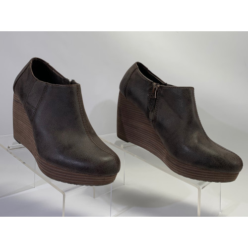 Dr. Scholl's Ankle Boots Booties Wedges Harlie