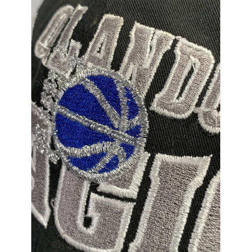 Ecap Vintage NBA Orlando Magic Snapback Cap