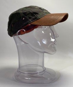 Ralph Lauren Polo Country Camouflage Leather Cap