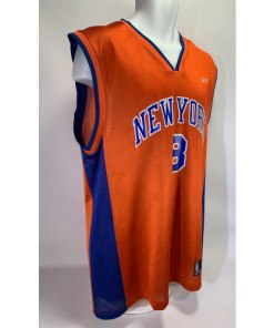 Latrell Sprewell New York Knicks NBA #8 Home-Game Jersey