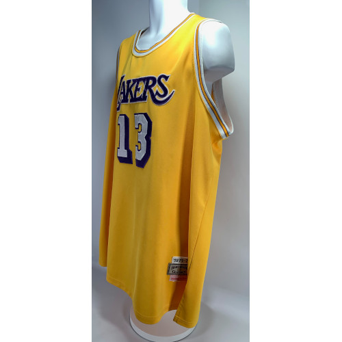 Vintage Mitchell & Ness Wilt Chamberlain Los Angeles Lakers Jersey
