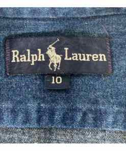 Ralph Lauren Women Denim Double