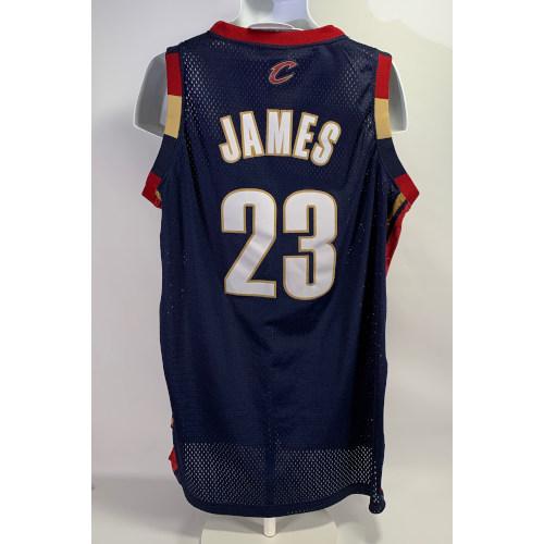 LeBron James Cleveland Cavaliers NBA Swingman Jersey