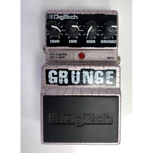 DigiTech DGR Grunge Analog-Distortion Guitar Effect Pedal