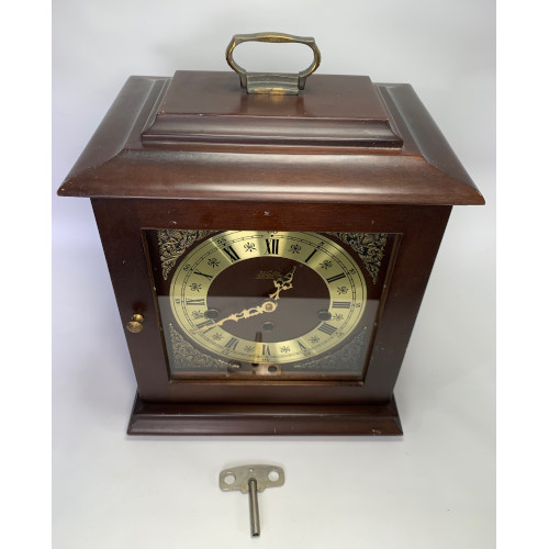 Elgin Welby Westminster Chime Mantel Clock Made in Germany