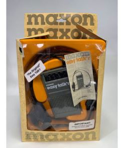 Maxon MX-49ET 2 way radio - easy talk'r
