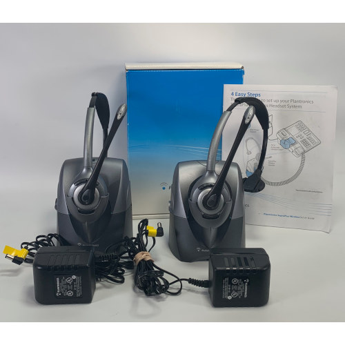 Plantronics SupraPlus x 2 CS351N
