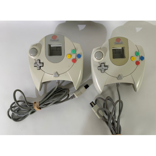 Sega Dreamcast Console Model HKT 3020 White