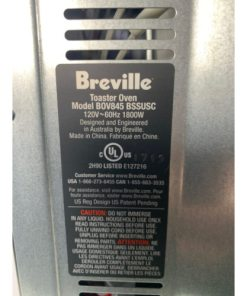 Breville Smart Oven Pro BOV845BSS