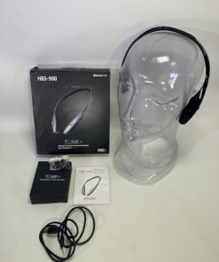 LG Tone Infinim HBS-900 Wireless Stereo Headset Black