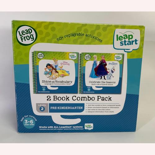 LeapFrog LeapStart 2 Book Combo Pack 3417764691004