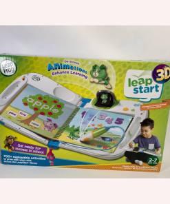 LeapFrog LeapStart 3D - Green 3417766039002