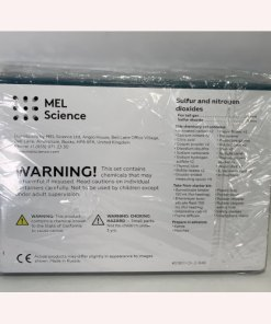 MEL Chemistry Sulfur and nitrogen dioxides Kit