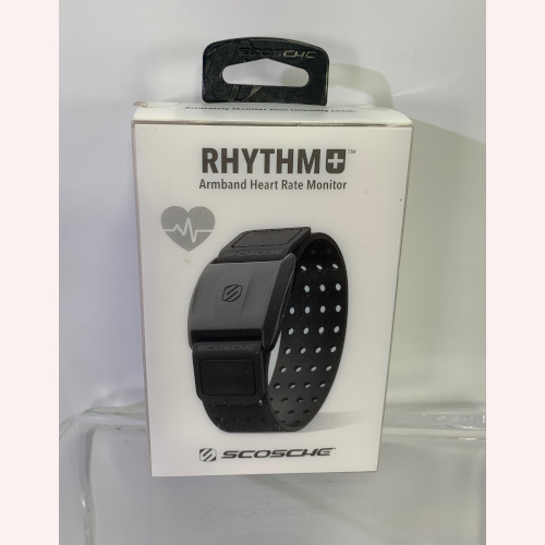 Scosche RHYTHM+ Heart Rate Monitor Water Resistant, Watch Style