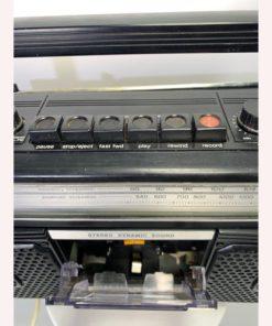 Sharp GF-4141 AM/FM Stereo Radio Cassette Recorder