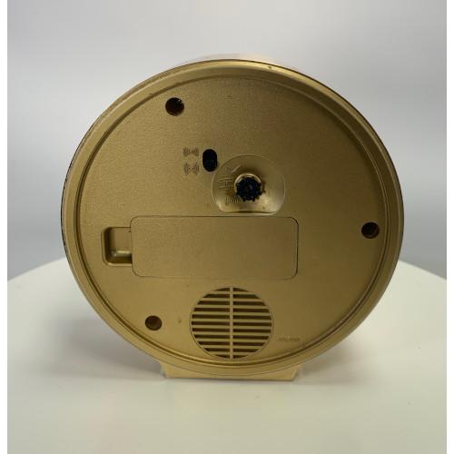 Vintage Seiko Quartz Chime Alarm Round Clock
