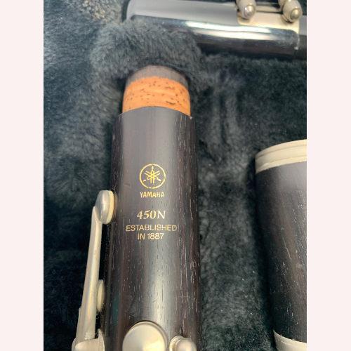 Yamaha YCL-450N Series Intermediate Clarinet Nickel Keys