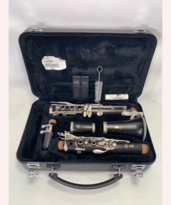 Yamaha YCL-450N Series Intermediate Clarinet Nickel Keys