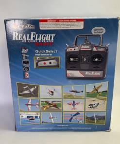 Great Planes RealFlight R C Flight Simulator Basic Mode 2 GPMZ42205 735557942205