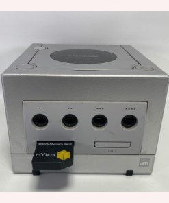 Nintendo Game Cube Silver DOL- 001