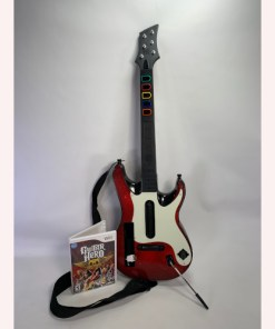 Nintendo Wii Guitar Hero 5 (GH5) Guitar & Game