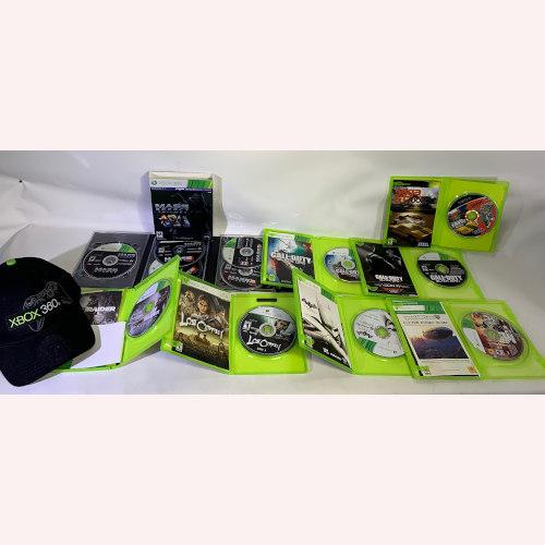 Microsoft Xbox 360 Bundle -White