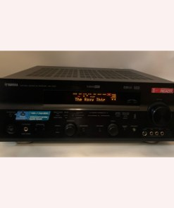 Yamaha RX-V757 Audio / Video Receiver. 7.1 Channels-100 Watts per ch.