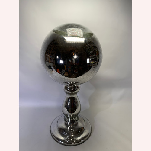 Arteriors Collection India Chrome Globe Display