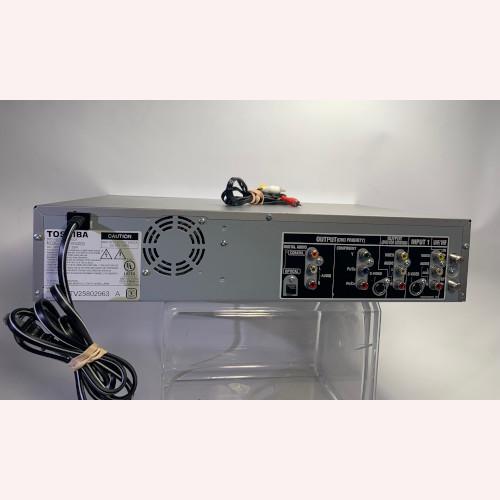 Toshiba D-VR4XSU DVD Recorder VHS Player