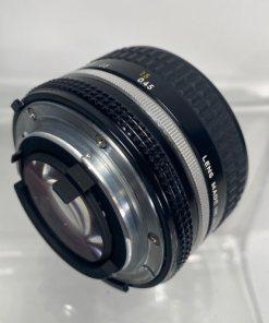 Nikkormat Ft2 Chrome Film Camera