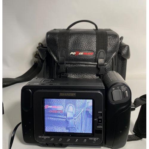 Retro Sharp VL-E42 8mm Video 8 Camera