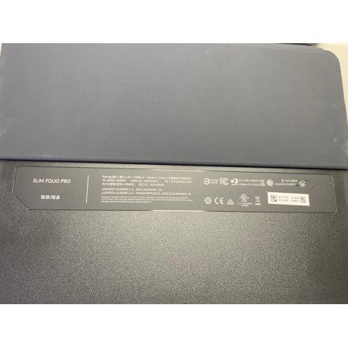 Logitech Slim Folio Pro Keyboard Cover Case 11 inch Yr0070 820 008925