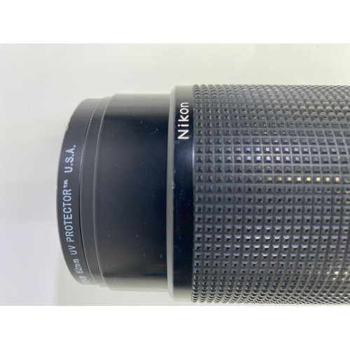 NIKON Zoom-NIKKOR 80-200mm 1: 4 Telephoto Lens