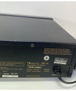 Nakamichi MB-3 MusicBank Compact Disc Player